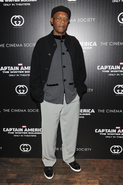 "Captain America: The Winter Soldier「The Cinema Society & Gucci Guilty Host A Screening Of Marvel's ""Captain America: The Winter Soldier"" - Arrivals」:写真・画像(11)[壁紙.com]"