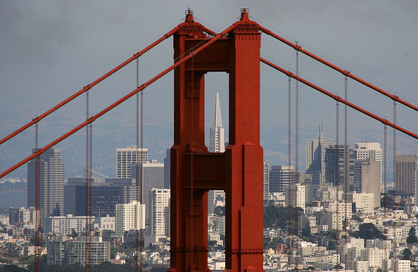 San Francisco - California「San Francisco Will Study Golden Gate Tidal Movement As Energy Source」:写真・画像(6)[壁紙.com]