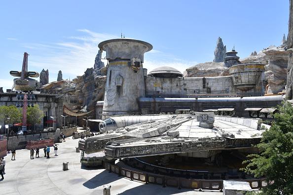 Star Wars「Star Wars: Galaxy's Edge Media Preview At The Disneyland Resort」:写真・画像(12)[壁紙.com]