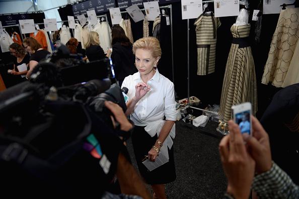 Atmosphere「Carolina Herrera - Backstage - Mercedes-Benz Fashion Week Spring 2014」:写真・画像(12)[壁紙.com]