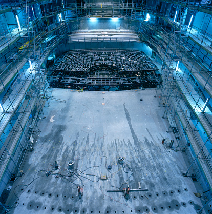 Undone「Concert Hall Construction」:スマホ壁紙(17)