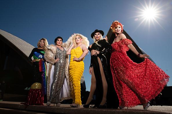 Sydney「Sydney Gay and Lesbian Mardi Gras WorldPride Bid Launch」:写真・画像(7)[壁紙.com]