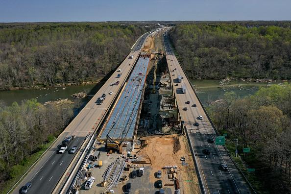 Bridge - Built Structure「Biden Administration Pushes Infrastructure Bill Costing Over $2 Trillion」:写真・画像(8)[壁紙.com]
