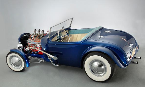 Hot Rod Car「Coffee Grinder 1930 Ford A Custom Car」:写真・画像(13)[壁紙.com]
