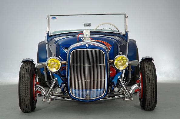 Hot Rod Car「Coffee Grinder 1930 Ford A Custom Car」:写真・画像(12)[壁紙.com]