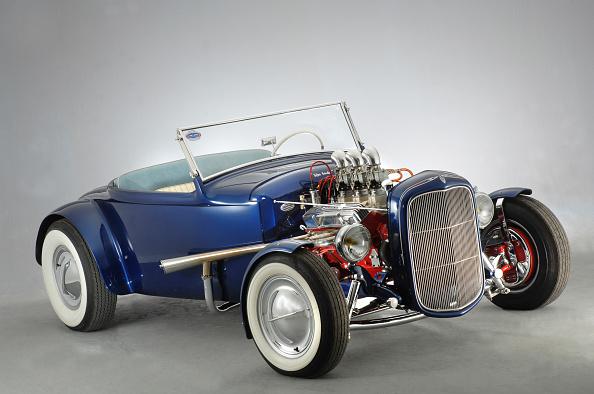 Hot Rod Car「Coffee Grinder 1930 Ford A Custom Car」:写真・画像(0)[壁紙.com]