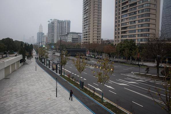 Wuhan「Daily Life In Wuhan During Lockdown」:写真・画像(9)[壁紙.com]