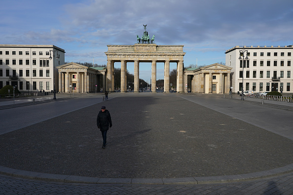 Tourism「Germany's Empty Public Spaces As Coronavirus Crisis Continues Unabated」:写真・画像(3)[壁紙.com]