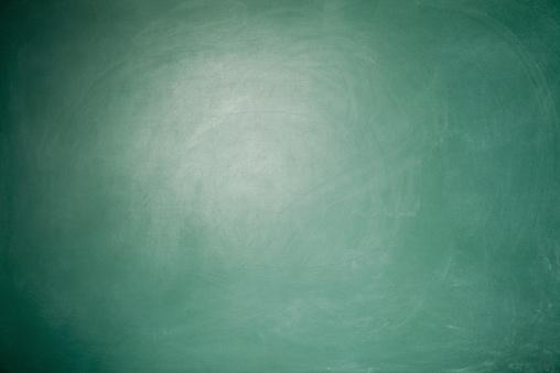 Back to School「Full Frame Blank Green Blackboard Background With vignette around」:スマホ壁紙(14)