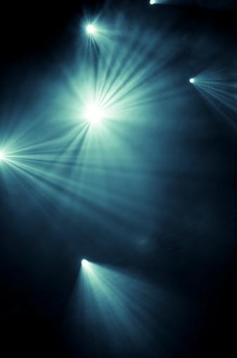 Funky「stage lights」:スマホ壁紙(9)