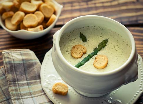 Cream Soup「Asparagus Soup」:スマホ壁紙(17)