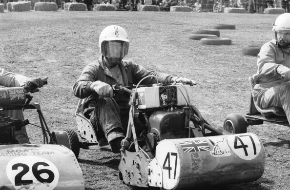 Motorsport「Lawn Mower Race」:写真・画像(19)[壁紙.com]