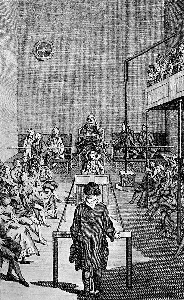 Fielder「Sir John Fielding, Bow Street Police Court」:写真・画像(2)[壁紙.com]