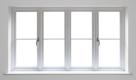 Symmetry「white wooden window」:スマホ壁紙(12)
