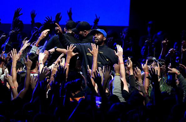 """The Forum - Inglewood「Kanye West's """"Jesus Is King"""" Album And Film Experience At The Forum」:写真・画像(5)[壁紙.com]"""