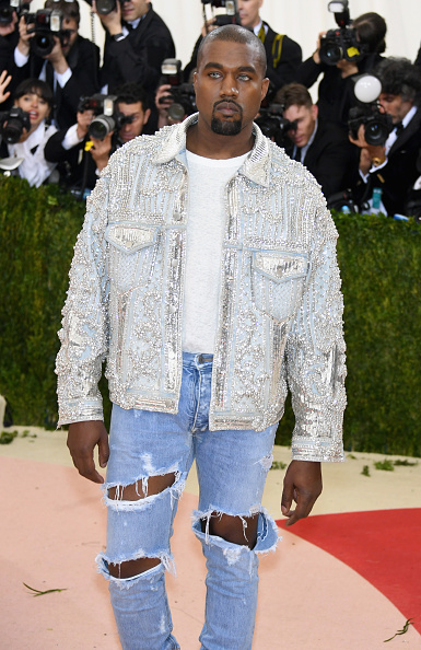 """Goatee「""""Manus x Machina: Fashion In An Age Of Technology"""" Costume Institute Gala - Arrivals」:写真・画像(2)[壁紙.com]"""