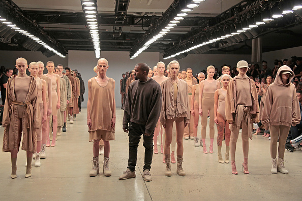 Fashion Show「Kanye West Yeezy Season 2 - Runway」:写真・画像(3)[壁紙.com]