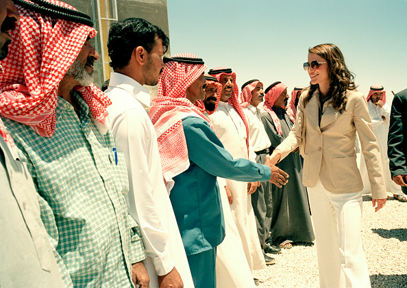 Tom Stoddart Archive「Queen Rania Al-Abdullah」:写真・画像(6)[壁紙.com]