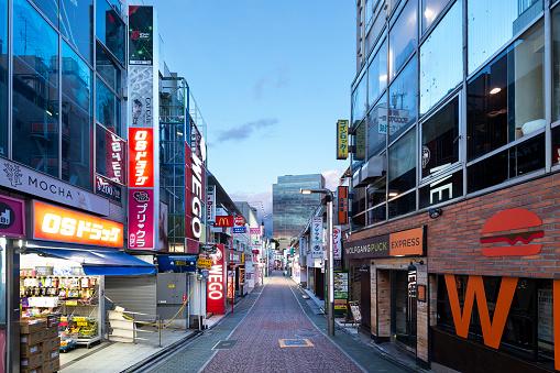 Infectious Disease「Takeshita Street」:スマホ壁紙(13)