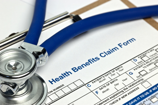 Insurance「Health Benefits Claim Form」:スマホ壁紙(7)