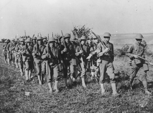 World War I「American Allies」:写真・画像(11)[壁紙.com]