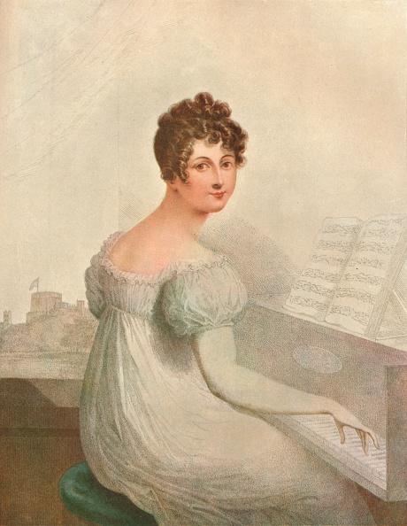 Activity「Windsor Castle, 1821. Georgina Quentin mistress of King George IV (1762-1830), 1911.」:写真・画像(17)[壁紙.com]