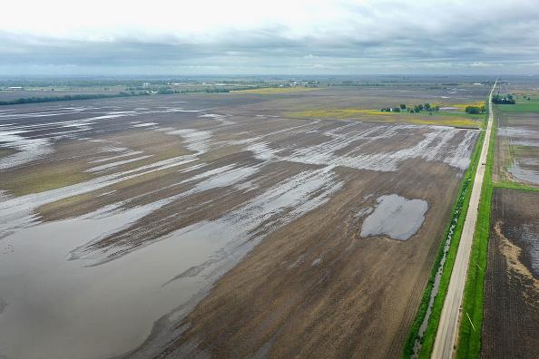 田畑「Midwest Flooding Threatens Planting Season For Many Farmers」:写真・画像(18)[壁紙.com]