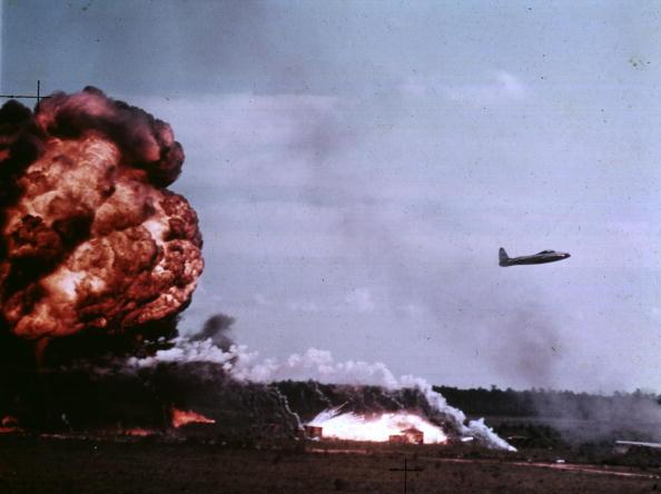 Exploding「Napalm Bomb」:写真・画像(19)[壁紙.com]