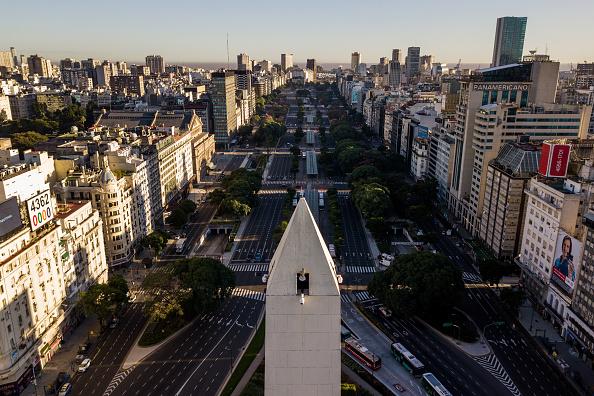 Buenos Aires「Argentina Under Total Quarantine Until End Of March Due To Coronavirus」:写真・画像(0)[壁紙.com]