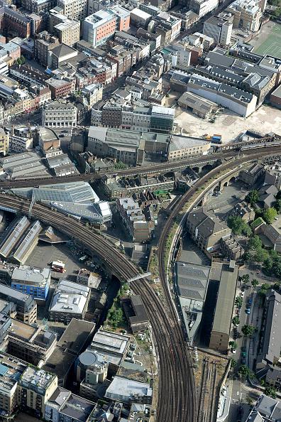 Vitality「Aerial view of Borough Market, London bridge area」:写真・画像(9)[壁紙.com]