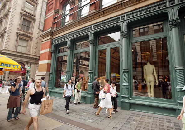 Street「The Prada Store In SoHo」:写真・画像(12)[壁紙.com]