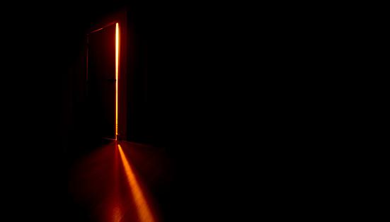 Lightweight「Door opening in the dark」:スマホ壁紙(3)