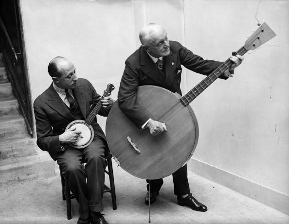 Contrasts「Big Banjo」:写真・画像(0)[壁紙.com]