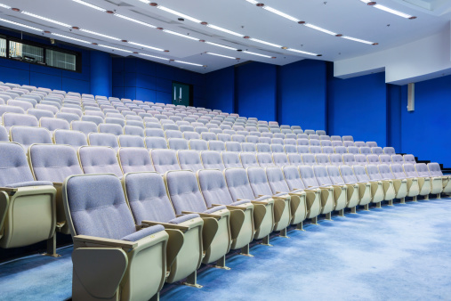 Businessman「Lecture Hall」:スマホ壁紙(7)