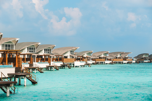 Bungalow「Maldives Water Villas at Lagoon」:スマホ壁紙(14)