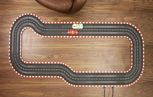 Motorsport「Racecar Toy」:スマホ壁紙(13)