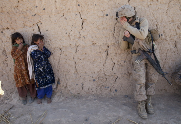 Afghanistan「Female Marines Take On Challenges in Afghanistan」:写真・画像(13)[壁紙.com]