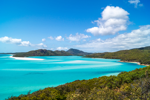 Queensland「Australia, Queensland, Whitehaven Beach」:スマホ壁紙(8)