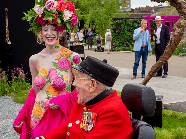 Lifestyles「Press Day At The Chelsea Flower Show」:写真・画像(12)[壁紙.com]