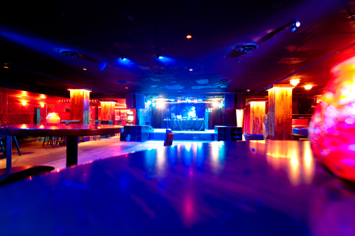 Night view「Nightclub」:スマホ壁紙(17)