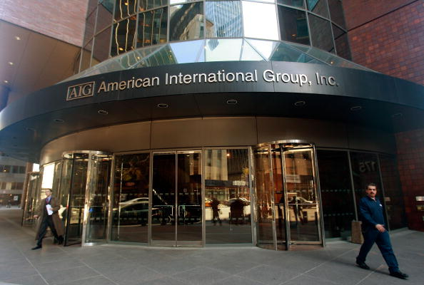 Insurance「Insurance Giant AIG Asking Gov't To Alter Bailout Conditions」:写真・画像(11)[壁紙.com]
