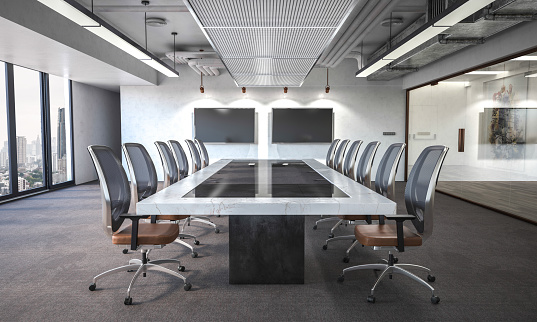 Discussion「Modern board room」:スマホ壁紙(12)