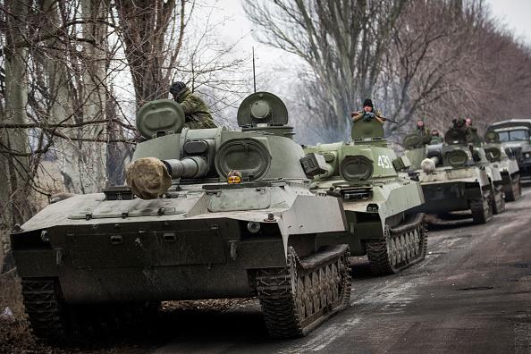 War「Conflict In Eastern Ukraine Takes Its Toll On Donetsk」:写真・画像(17)[壁紙.com]