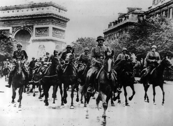 Horse「Occupied Paris」:写真・画像(13)[壁紙.com]