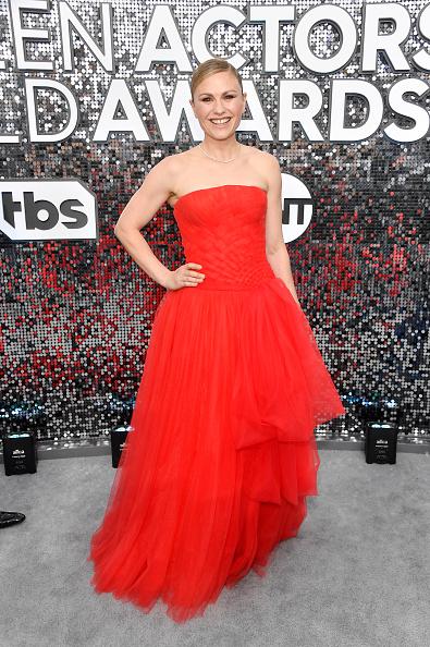 アンナ パキン「26th Annual Screen ActorsGuild Awards - Red Carpet」:写真・画像(5)[壁紙.com]