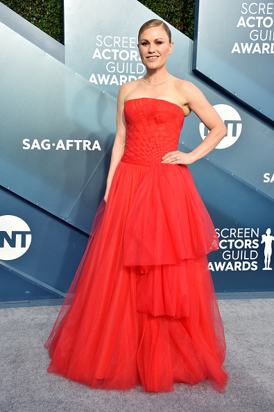 アンナ パキン「26th Annual Screen ActorsGuild Awards - Arrivals」:写真・画像(2)[壁紙.com]
