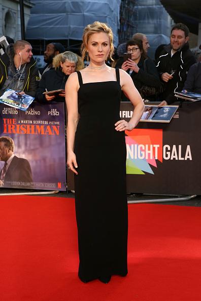 """アンナ パキン「""""The Irishman"""" International Premiere and Closing Gala - 63rd BFI London Film Festival」:写真・画像(11)[壁紙.com]"""