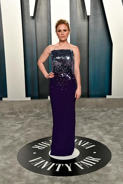 アンナ パキン「2020 Vanity Fair Oscar Party Hosted By Radhika Jones - Arrivals」:写真・画像(4)[壁紙.com]
