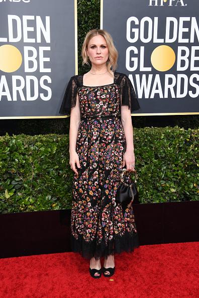 アンナ パキン「77th Annual Golden Globe Awards - Arrivals」:写真・画像(0)[壁紙.com]