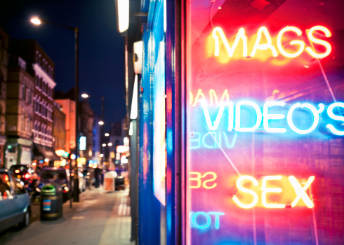 Alley「nightlife」:スマホ壁紙(3)